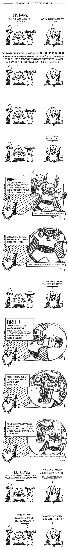 L'équipement de Thor