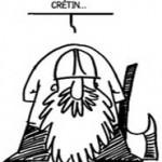 Papy Viking - La BD