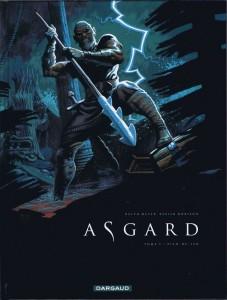 Asgard la bd